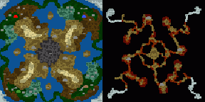 The Lands of Discord